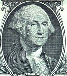1752; #1 George Washington