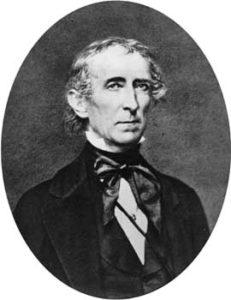 1841; #10. john tyler
