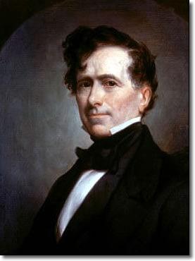 1853; #14. franklin pierce