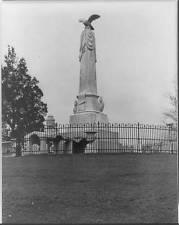1875; johnson tomb