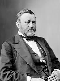1869; #18. ulysses s grant