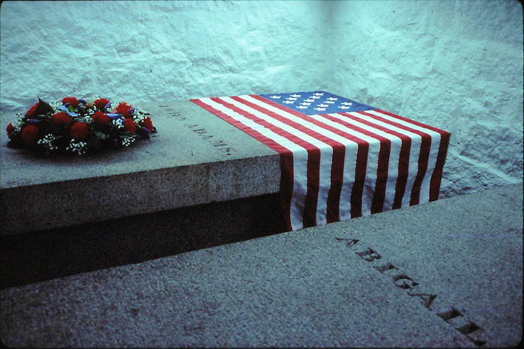 1825; John Adams tomb