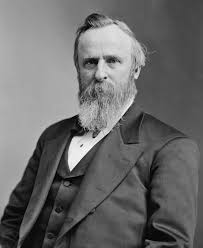 1877; #19. rutherford b hayes