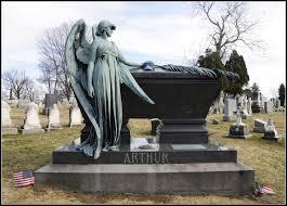 1886; #21. ARTHUR TOMB