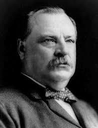 1885; #22. grover cleveland