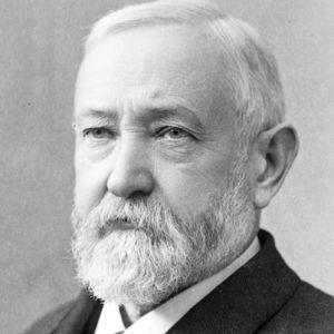 1889; #23. benjamin harrison