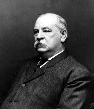 1893; #24. grover cleveland