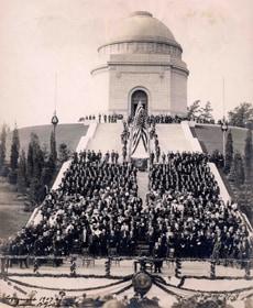 1901; mckinley tomb
