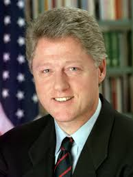 1993; #42. bill clinton