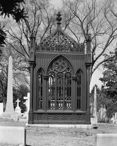 1831; Monroe Tomb