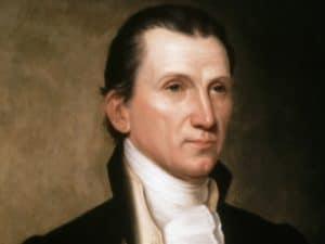 1817; #5 James Monroe