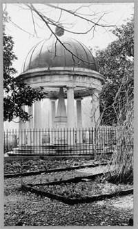 1845; Jackson tomb