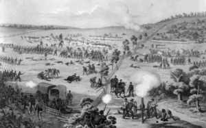 1877; BATTLE OF SOUTH MOUNTAIN