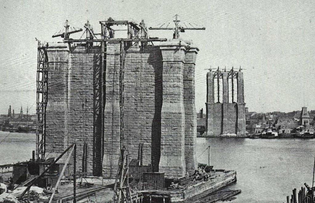 1870; BROOKLYN BRIDGE