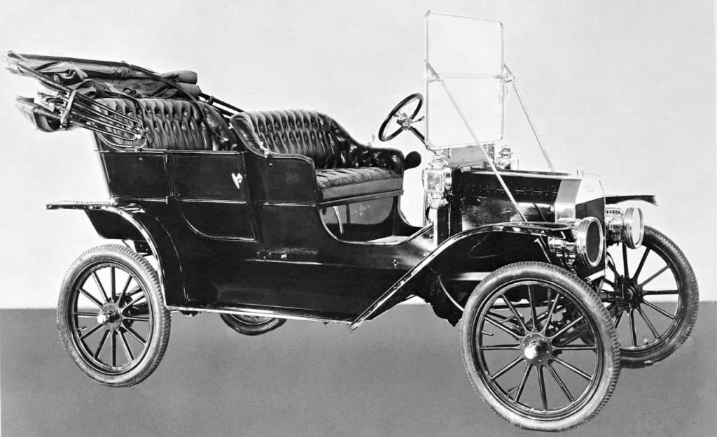 1908; Ford-Model-T