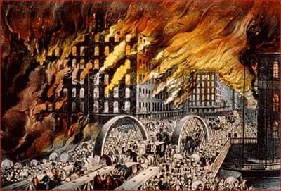 1871; GreatChicagoFire