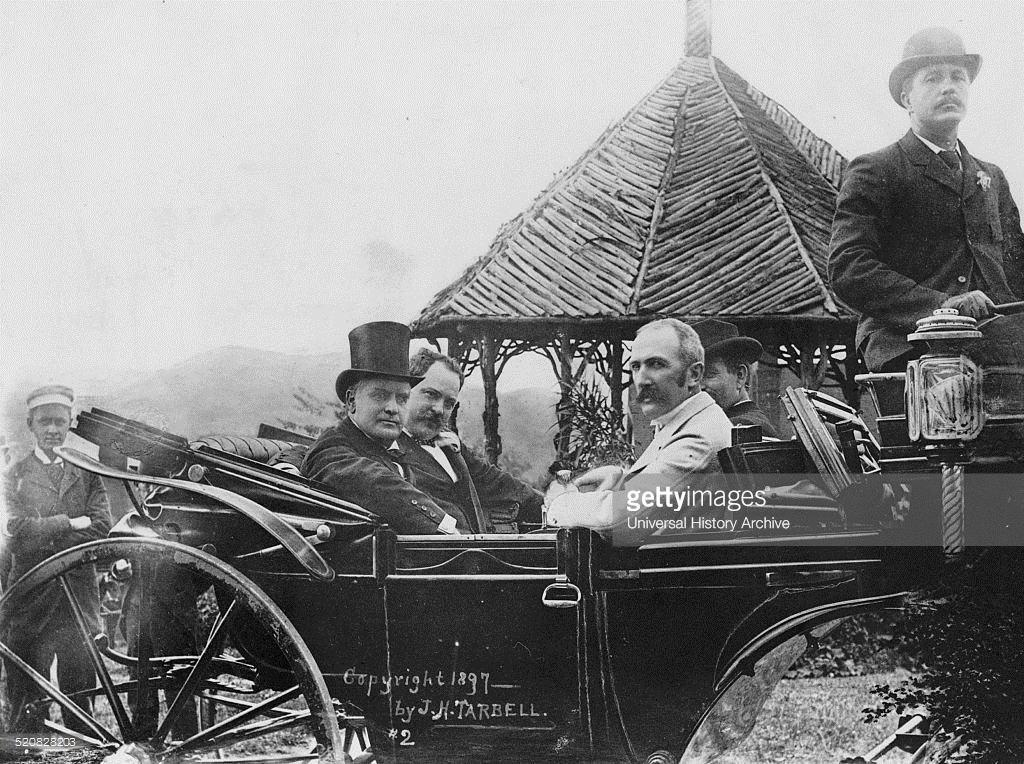 1897; MCKINLEY AUTO