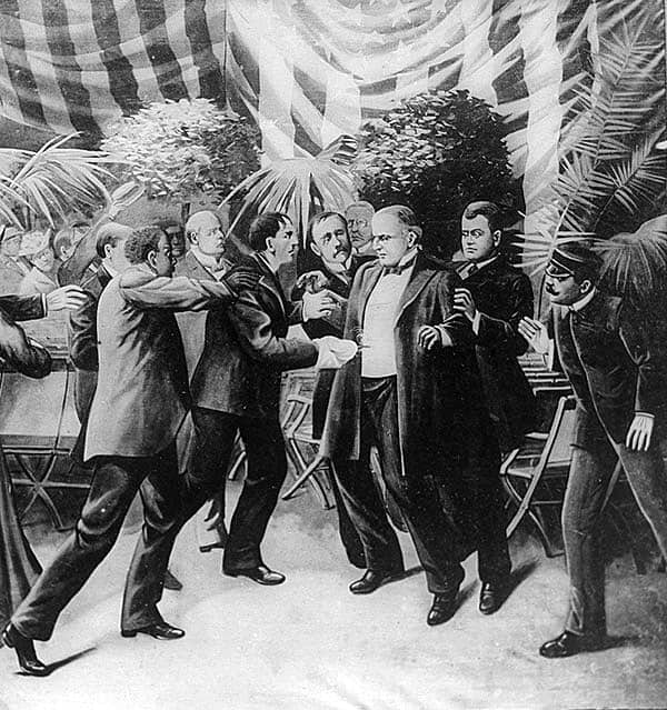 1901; McKinleyAssassination