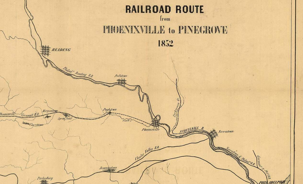 1852; RAIL SERVICE