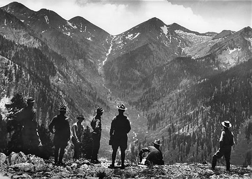 1915; ROCKY MOUNTAIN NATL PARK