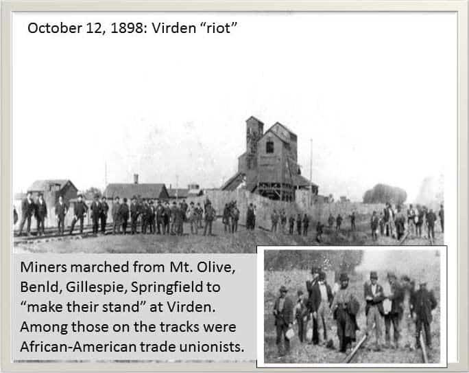 1898; VIRDEN RIOT