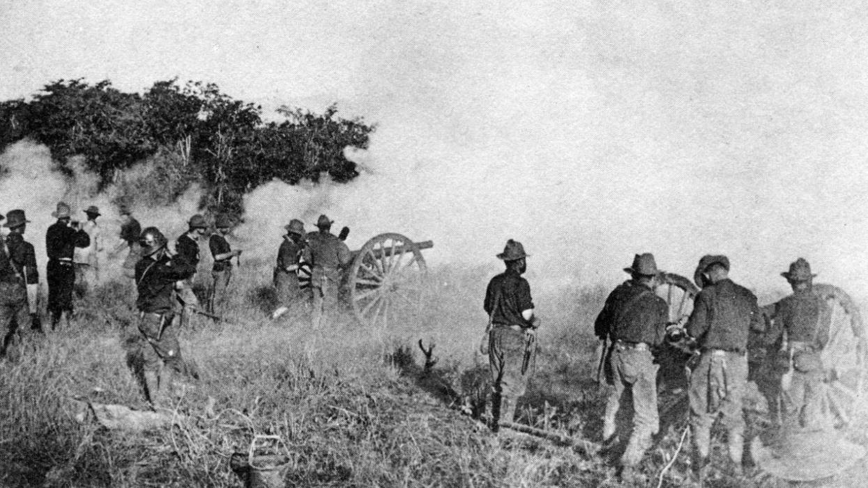 1898; battle of el-caney
