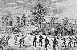 1866; fenian raids