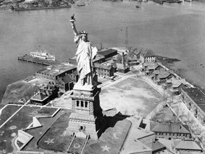 1886; liberty-island-new-york