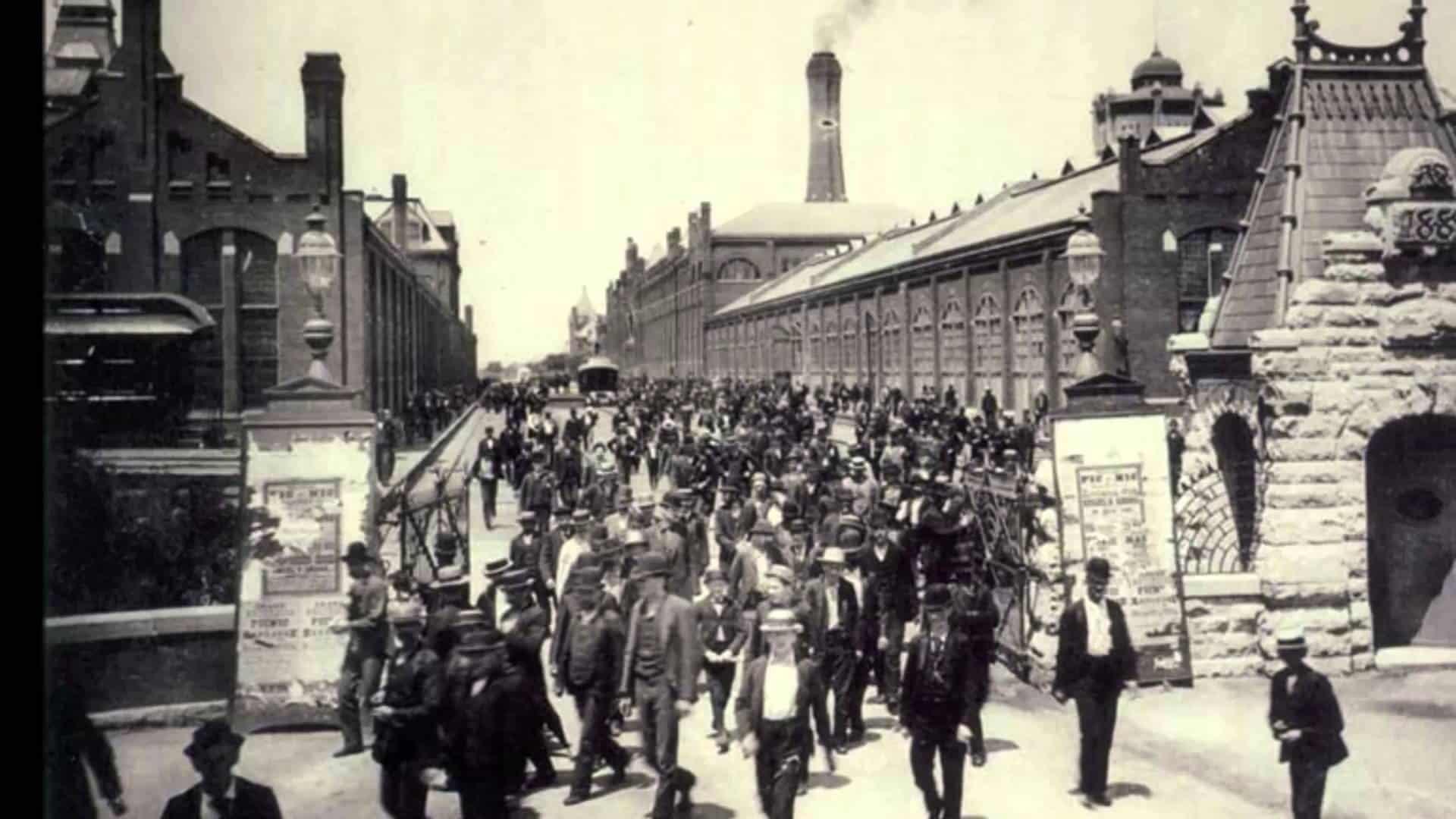 1894; pullman strike
