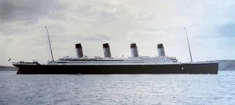 1911; titanic