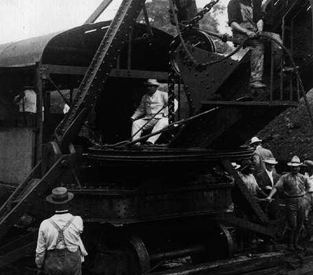 1906; PANAMA CANAL