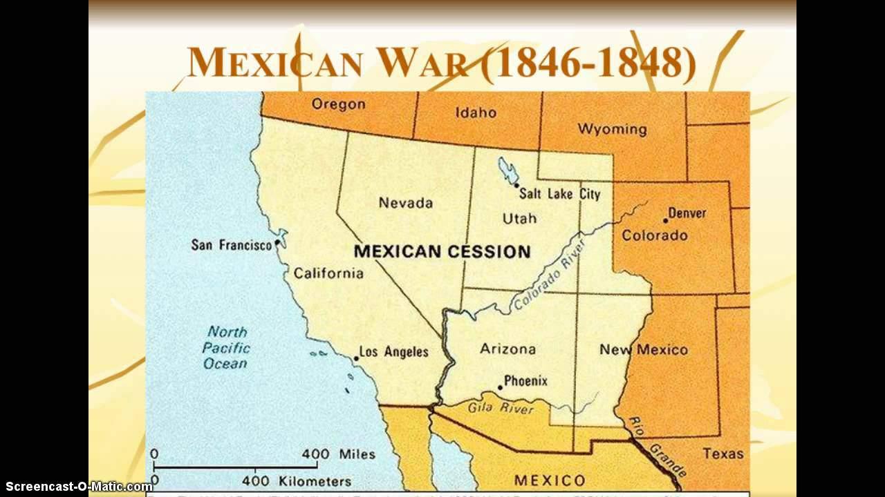 1848; treaty of guadalupe hidalgo