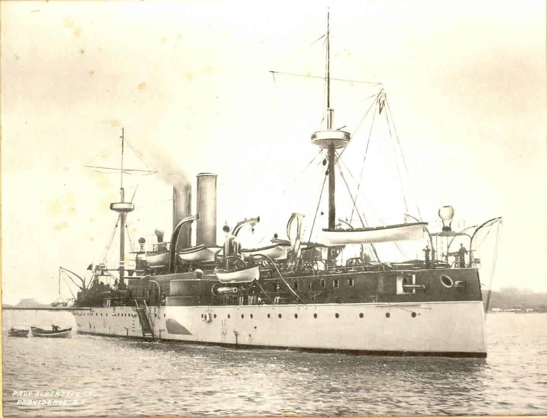 1898; uss maine