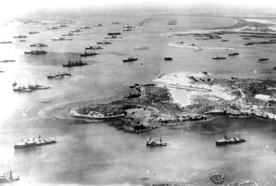 1940; BATTLE OF THE ATLANTIC