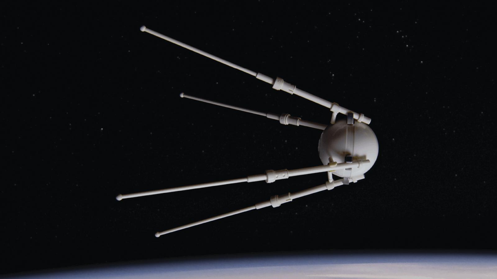1957; sputnik