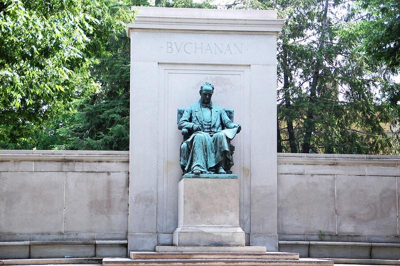 1930; buchanan memorial