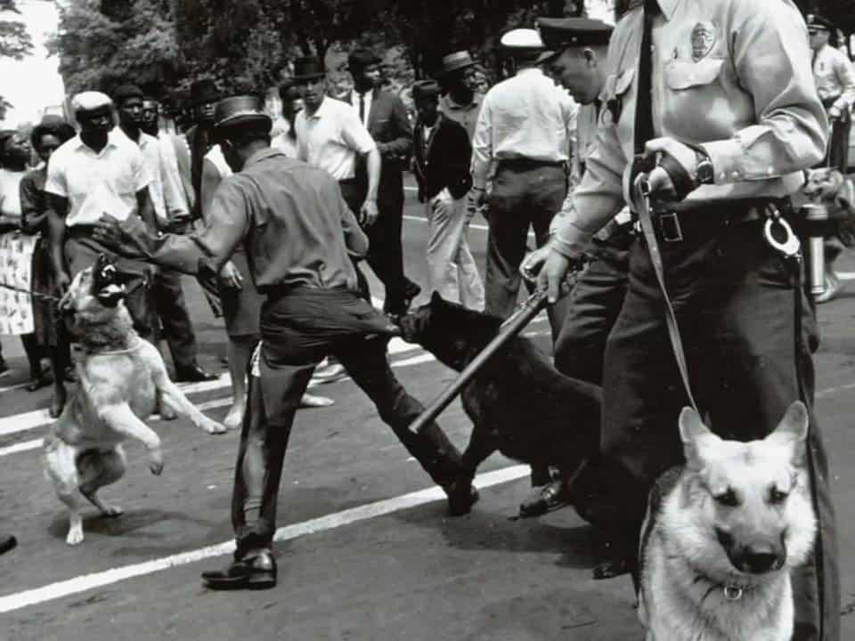 1963 DEMONSTRATIONS