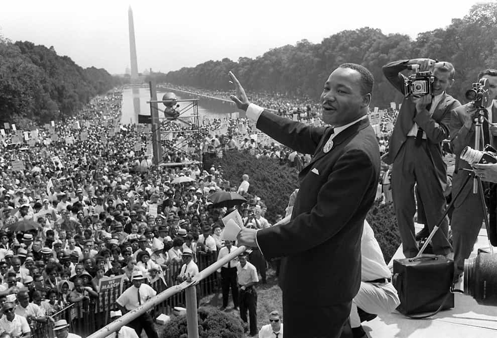 1963; mlk i have a dream