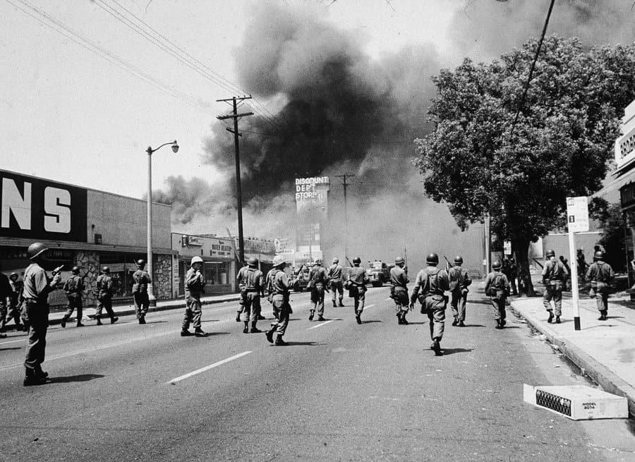 1965; watt riots