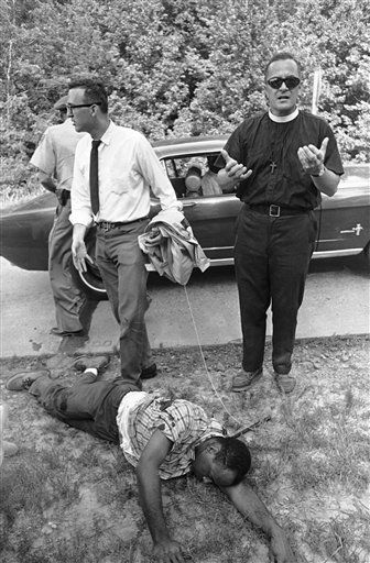 1966; JAMES MEREDITH SHOT