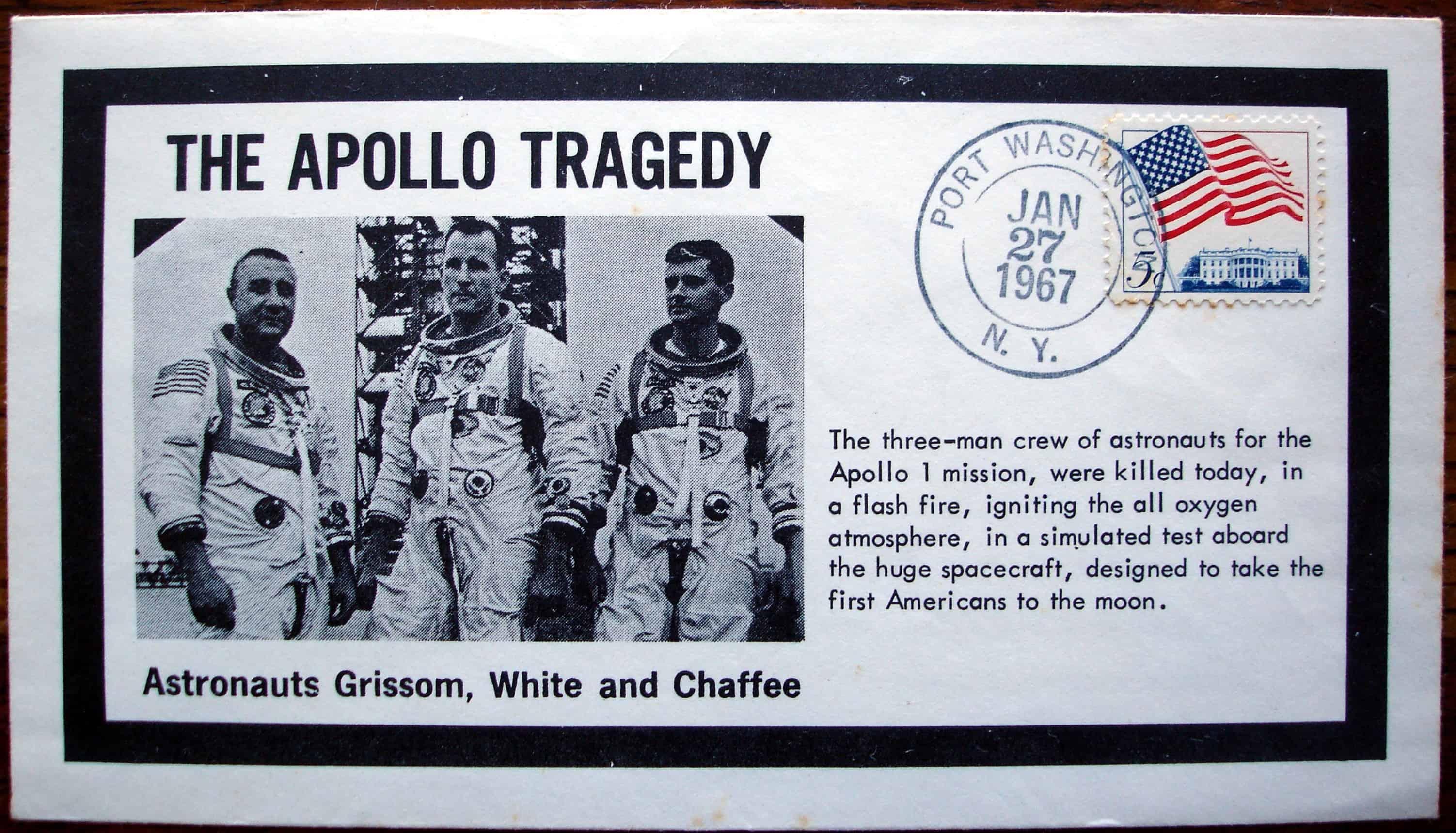 1967; APOLLO DISASTER