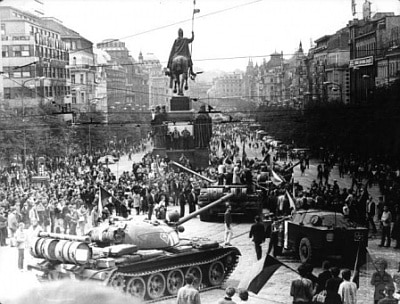 1968 SOVIET INVASION