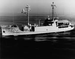 1968 USS PUEBLO