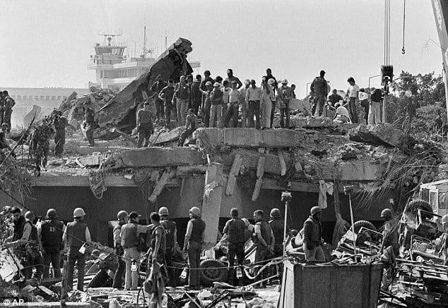 1983 SUICIDE BOMB