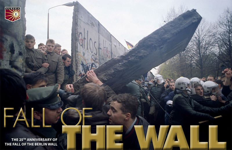 1989 fall of the wall