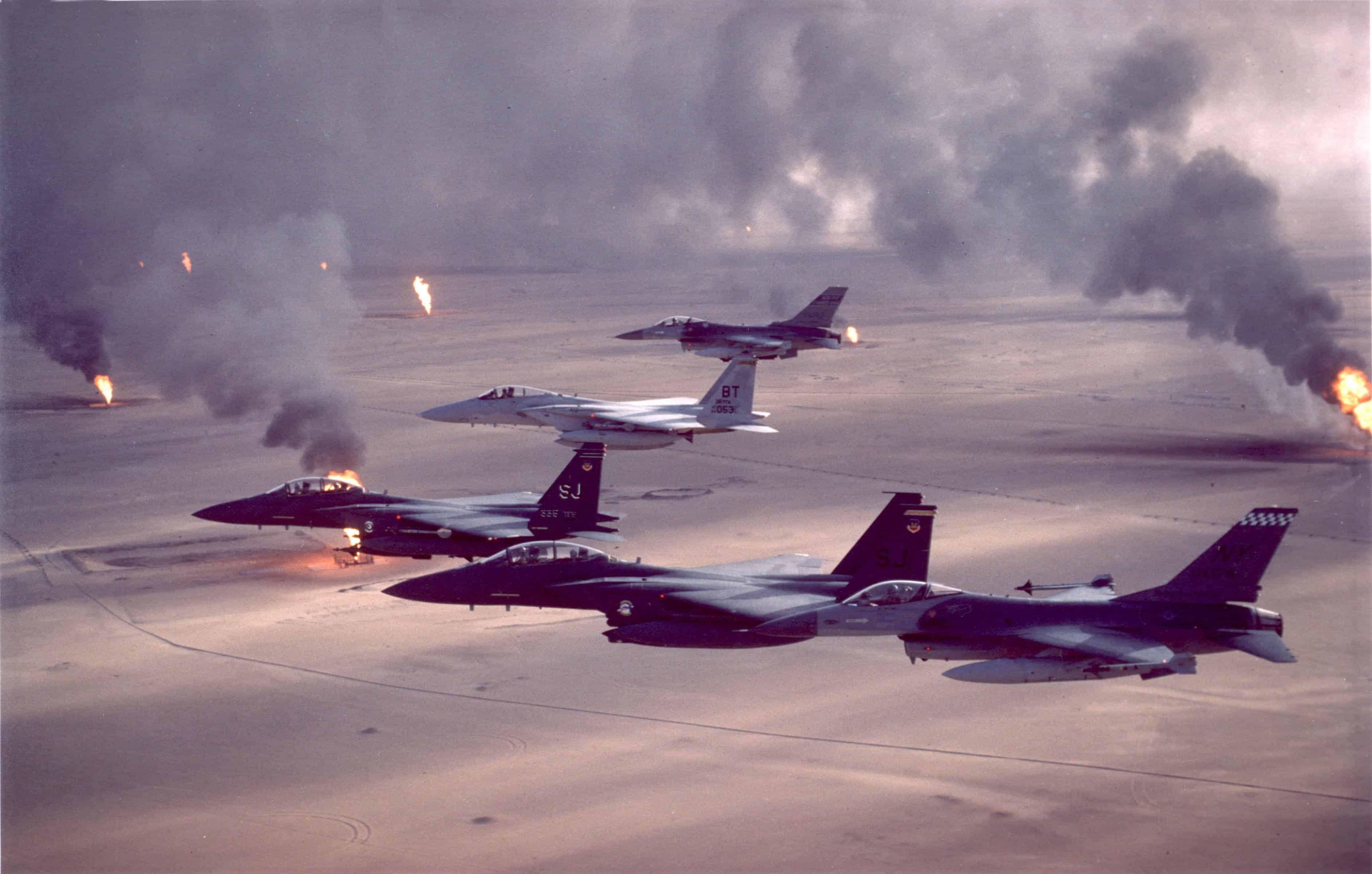 1991; iraq air raid