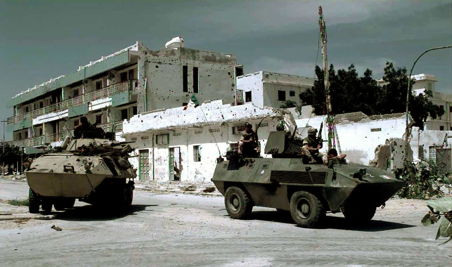 1992; U.S. TROOPS IN SOMALIA