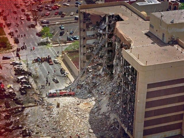 1995 oklahoma city bombing