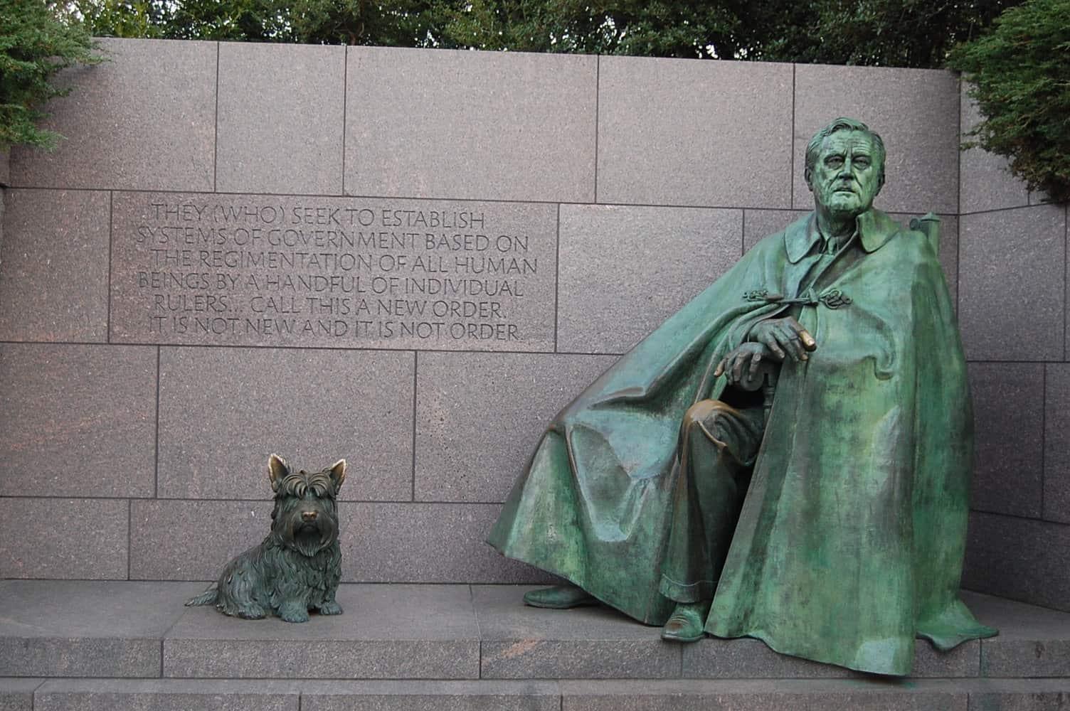 1997 fdr memorial