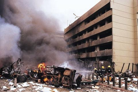 1998 EMBASSY BOMBING